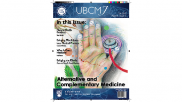 UBCMJ Volume 7, Issue 1