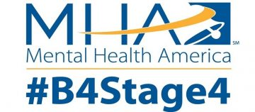 B4stage4: Changing the way we think about mental health and addiction